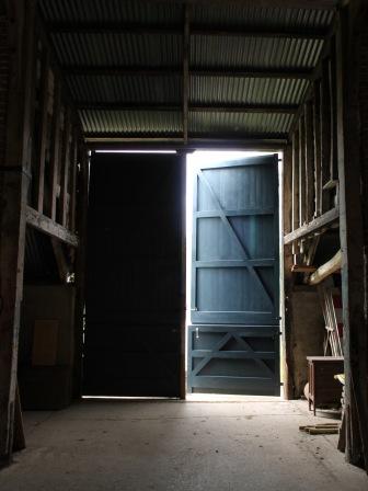 Barn doors - building inpiration