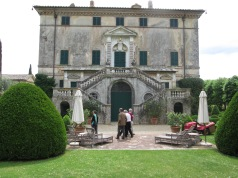 Chateau steps - Building inspiration