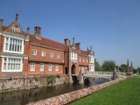 Helmingham hall moat - Building inspiration