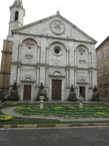 Italian church - building inspiration
