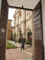 Italian church doors - building inspiration