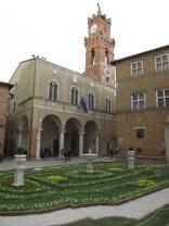 Italian clocktower - Building inspiration