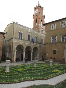 Italian clocktower - Building inspiration