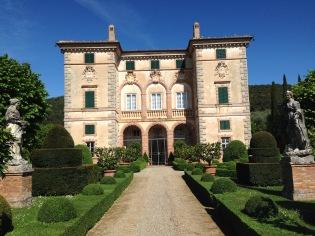 Building inspiration italian palazzo
